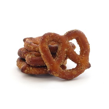 Ned's Spicy Pretzels